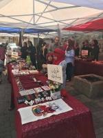منتدى التنمية الاقتصادية المحلية في جنين يحتفل بإحياء فعاليات سوق السبت