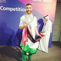 فلسطين تحصد المرتبة الأولى عربيا والتاسعة عالميا في مسابقة المهارات الدولية